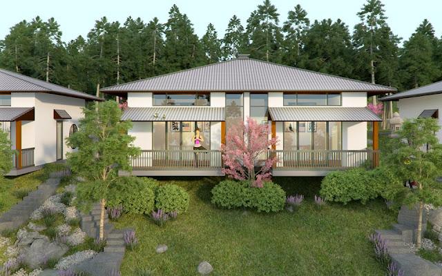 Thiết kế biệt thự Ohara Villas