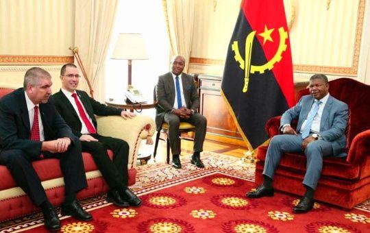 Venezuela y Angola fortalecen acuerdos económicos