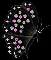 Borboleta - Edição Blog PNG-Free