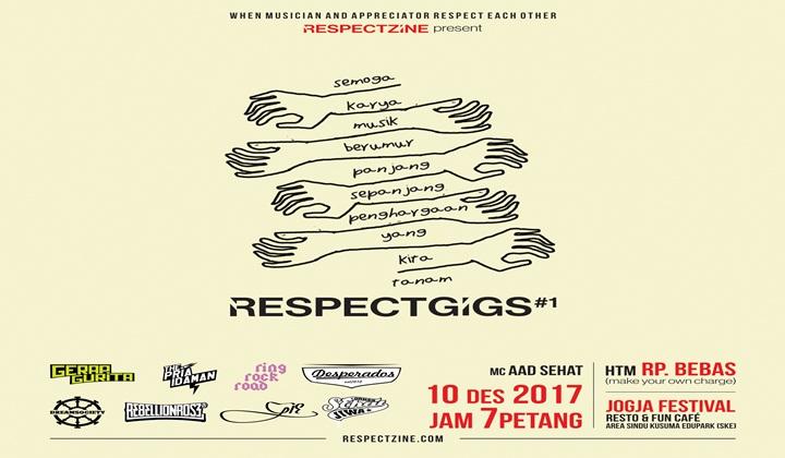 Respectgigs #1