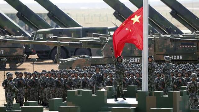 30 Tahun Sudah China Atur Rencana Hancurkan Militer Amerika