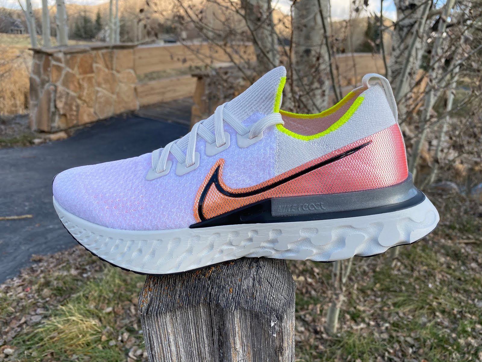 Road Trail Run Nike React Infinity Run Review. A softer
