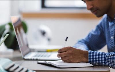 Bisnis online untuk pelajar jadi blogger
