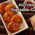 Air-Fried Vegetable Cutlet