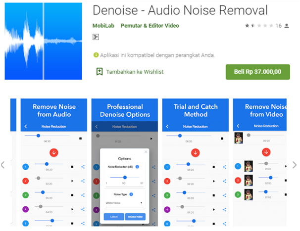 7 Aplikasi Penghilang Noise Android Terbaik Di Playstore Blog Mang Wahyu
