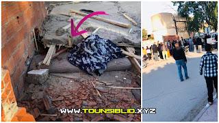 (بالفيديو و الصور) وفاة مواطن على يد بلدية سبيطلة بعد تنفيذ قرار هدم منزل بدون رخصة