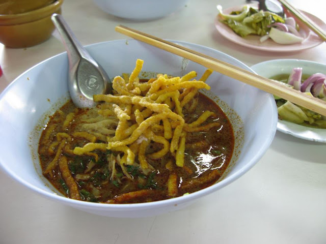Top food that you should try in Chiang Mai, Thailand