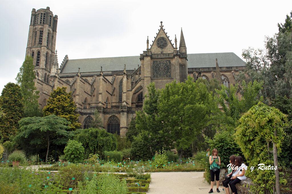 Catedral de Saint Etienne de Limoges