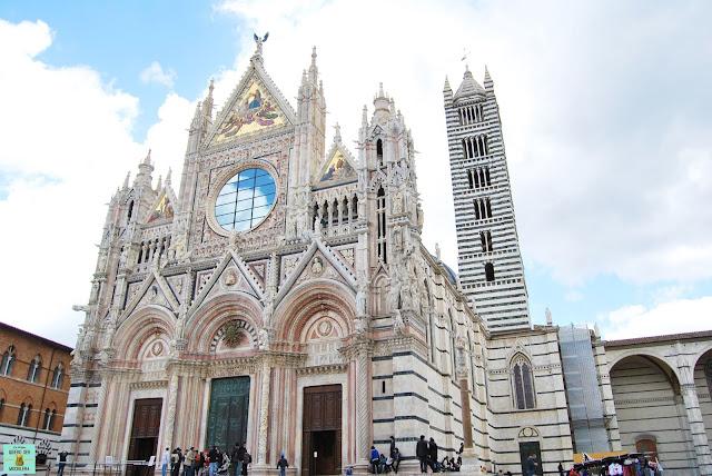 Duomo de Siena en La Toscana