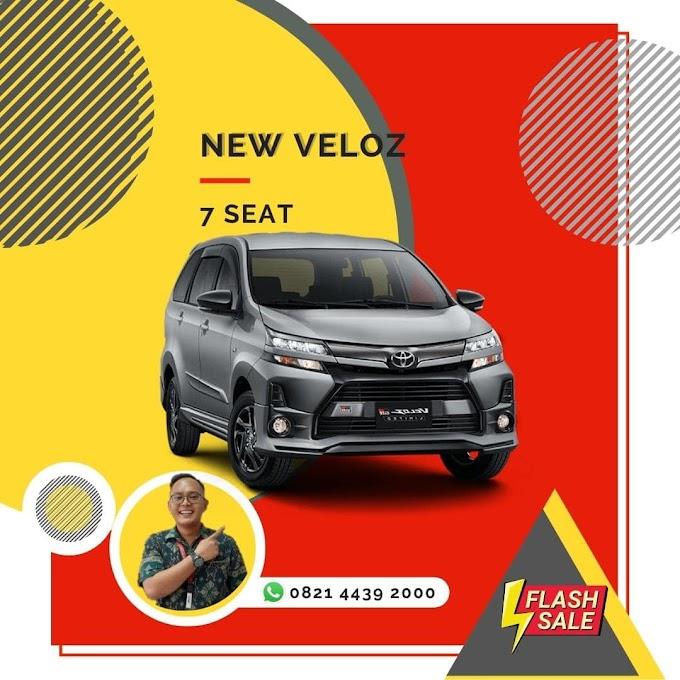 Harga & Promo Veloz GR Bali