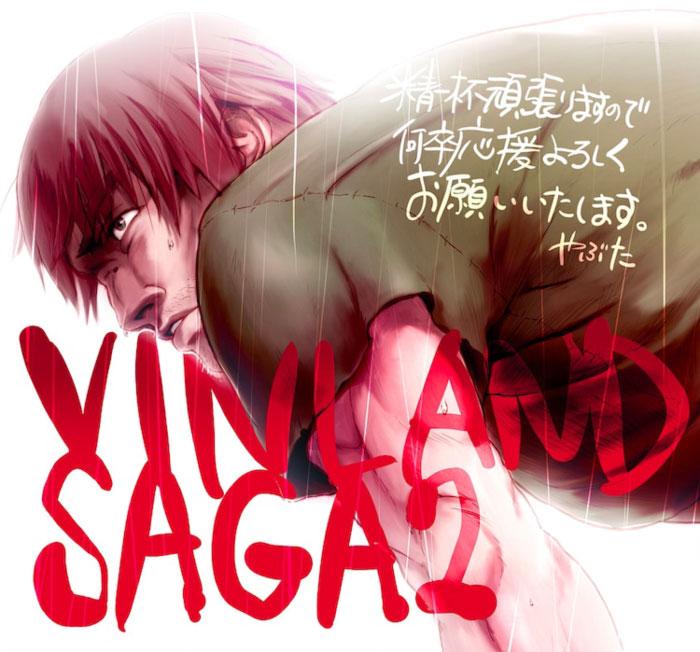 Vinland Saga anime - Temporada 2 - Makoto Yukimura