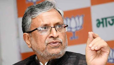 Sushil Modi On Lalu Conviction