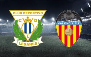 مشاهدة مباراة فالنسيا و ليجانيس ٢٢-٩-٢٠١٩ بث مباشر في الدوري الاسباني