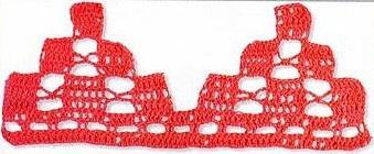 Patrón #1075: Ending a Crochet