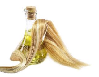 هل الزيوت تضر الشعر الدهني ؟