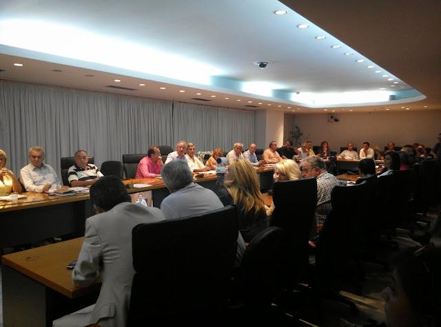 Δημοτικό Συμβούλιο Ιλίου: Απόψε η τελευταία συνεδρίαση της θητείας 2014-2019 - Τα θέματα που θα συζητηθούν