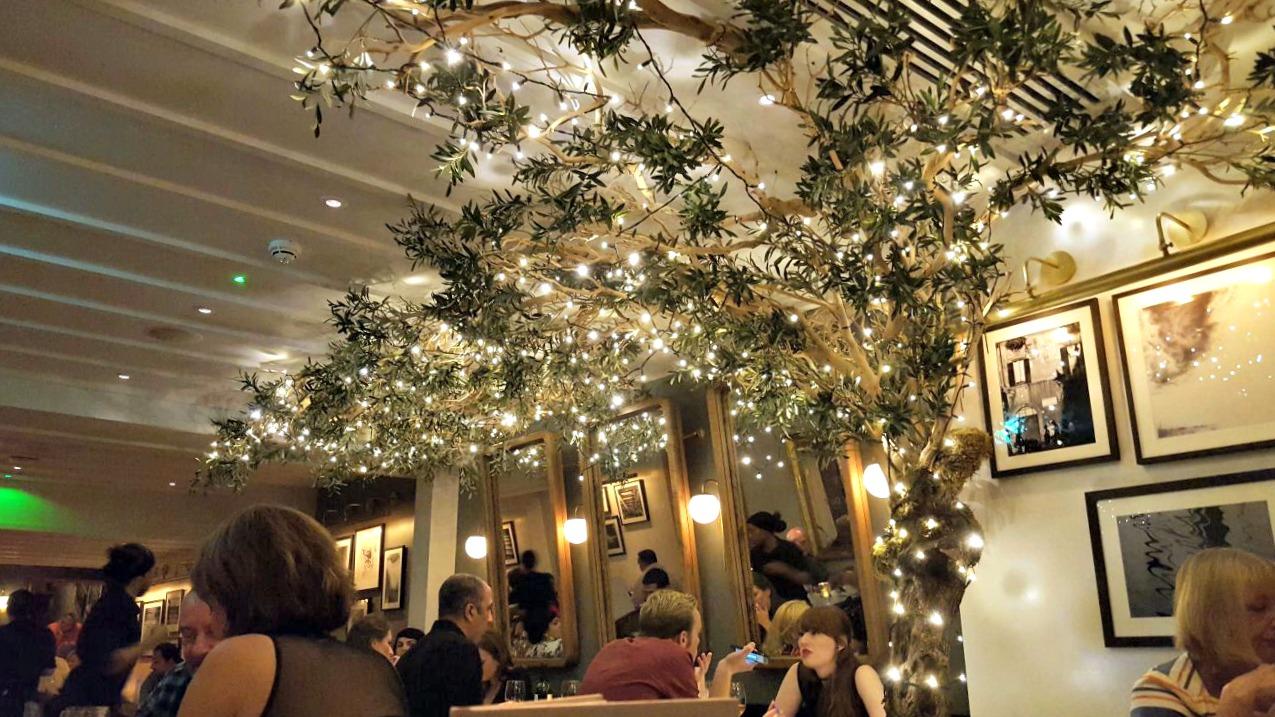 Gusto Restaurant Bar Birmingham