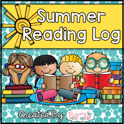 Summer Reading Logs for Students
