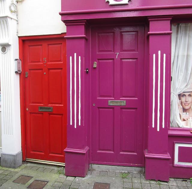 violetti ovi