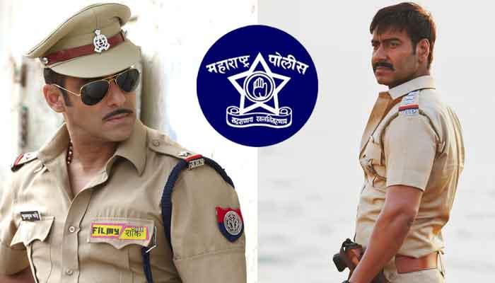 Salman Khan & Ajay Devgn Promote Mumbai Police