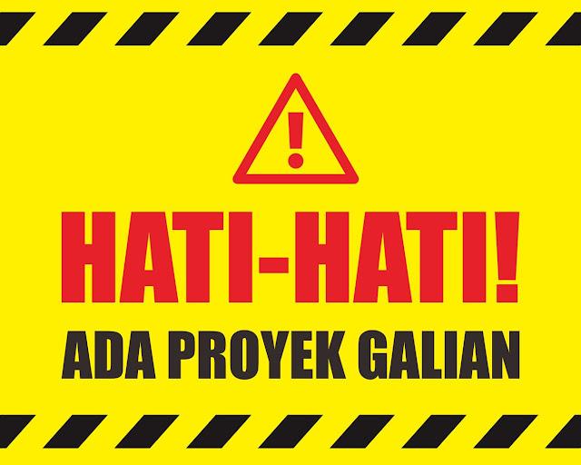 banner proyek