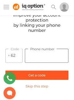 how to use iq option binary app