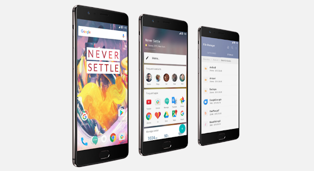 OnePlus 3T Officially Announced, Available from November 22