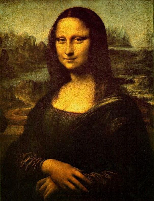 Mona Lisa - Leonardo Da Vinci | O maior artista de todos os tempos