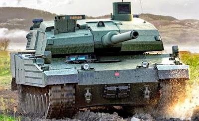 yerli tank