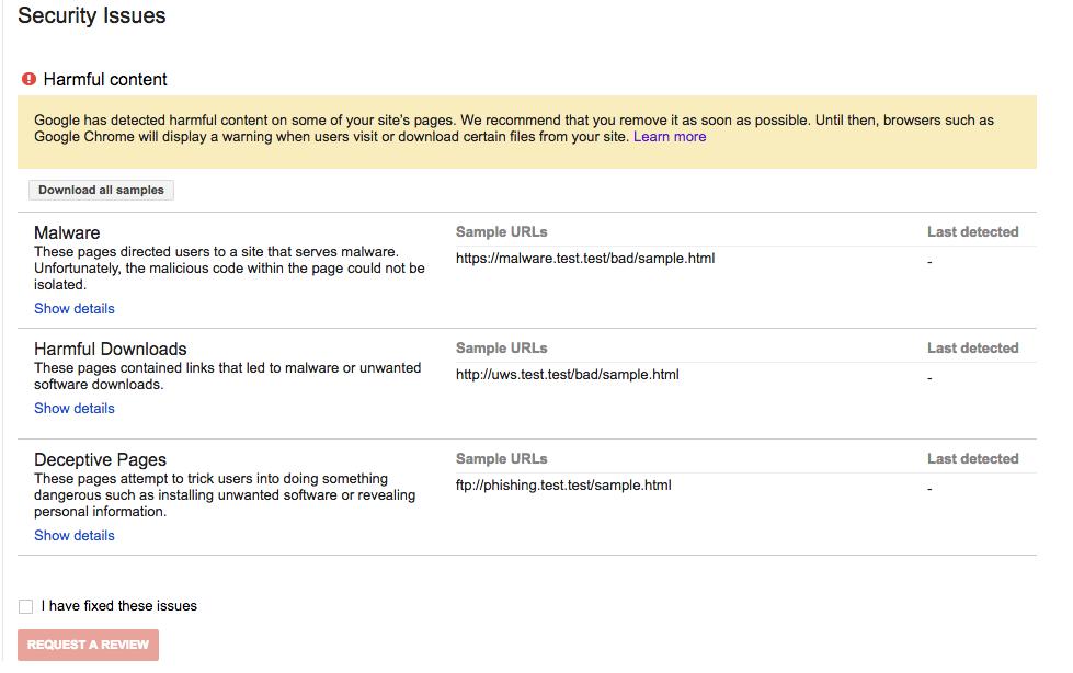 Official Google Webmaster Central Blog: More Safe Browsing