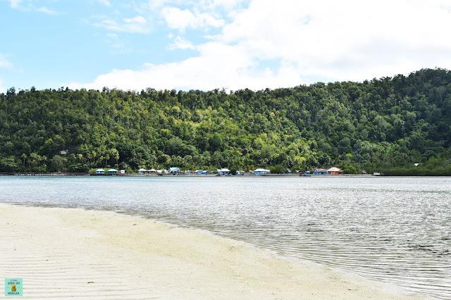 Isla de Mansuar, Raja Ampat (Indonesia)