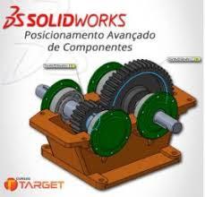 Curso Online de SolidWorks Posicionamento Avançado de Componentes
