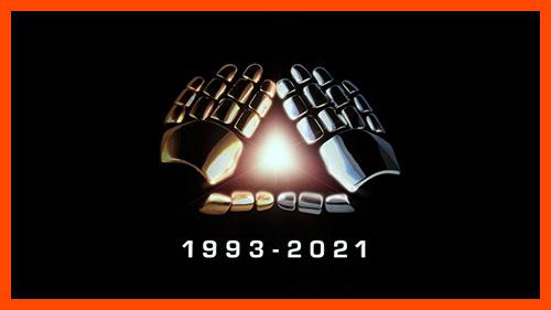 Daft Punk 1993 to 2021