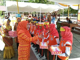 DKP Kabupaten Bima Gelar Lomba Masak dan Inovasi Serba Ikan, Sape Juara Umum