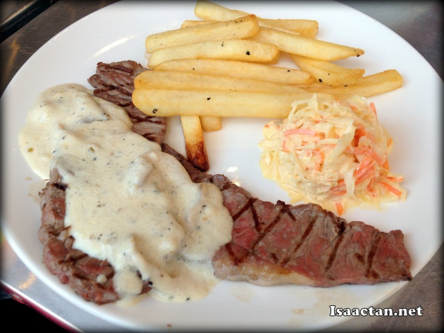 #3 Minute Steak - RM16