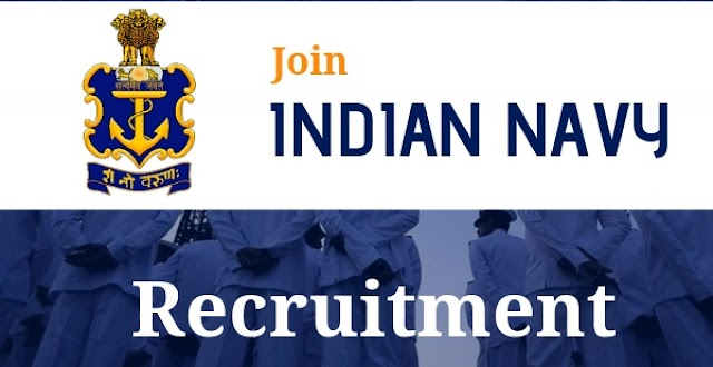 Indian Navy Matric Recruitment 2019