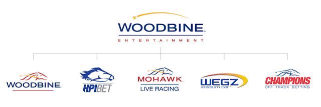 Woodbine-carreras-de-caballos-canada-nuevo-logotipo