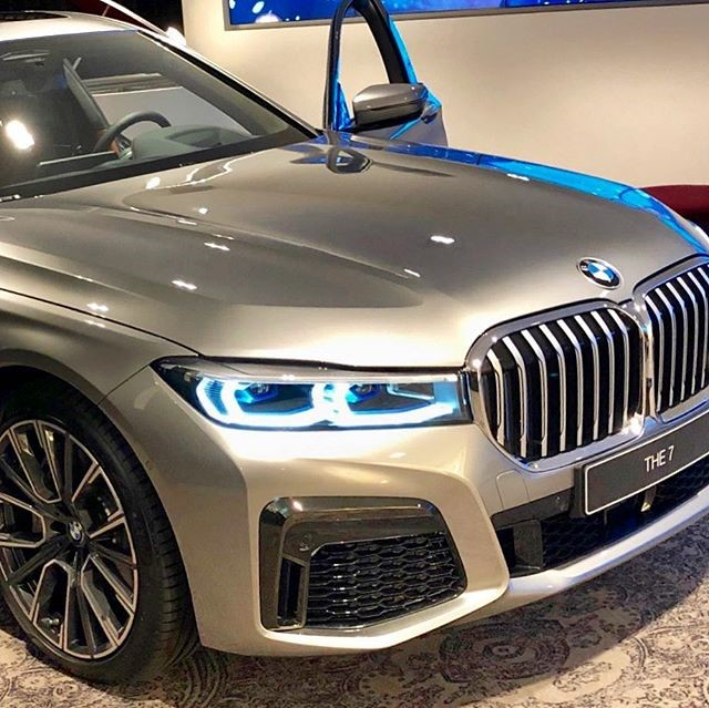 2020 BMW 7 Series LCI