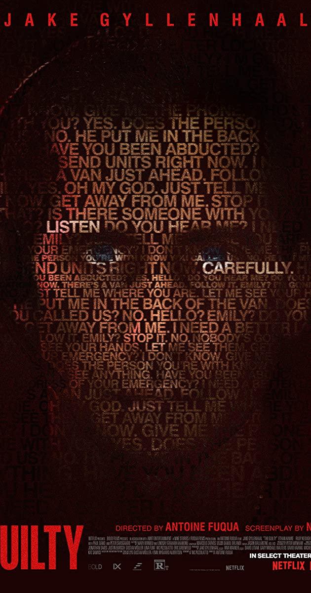 The Guilty (Trailer Film Netflix 2021) Vinovatul