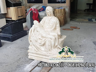 Pahatan Patung Malaikat