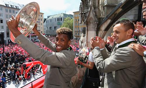 Coma lần lượt khoác áo ba trong số những đội bóng lớn nhất châu Âu và cùng họ bỏ túi tám danh hiệu. Ảnh: AFP.&nbsp