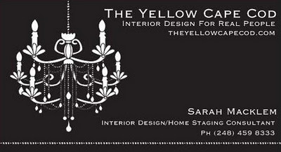 The Yellow Cape Cod Diy Projects