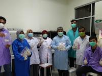 Penuhi  Alat Uji Covid-19, Fakultas Farmasi UGM Produksi VTM