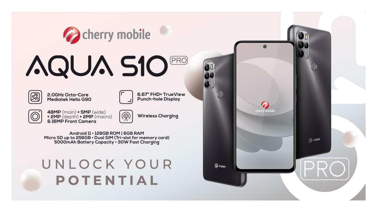 Cherry Mobile Aqua S10 Pro