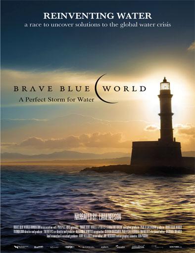 pelicula Mundo azul valiente (2019)