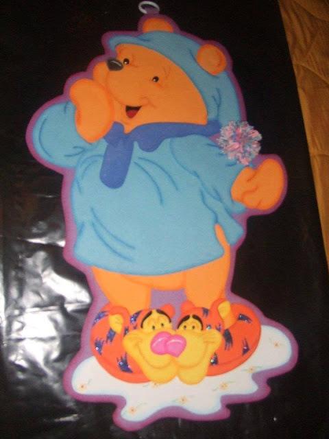 26- Moldes Gratis Winnieh The Pooh en Pijama