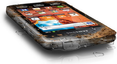 Samsung Galaxy XCover rugged phone with IP67 certification