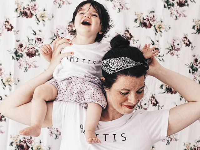 Madres E Hijas Vestidas Igual Señorita Caselles
