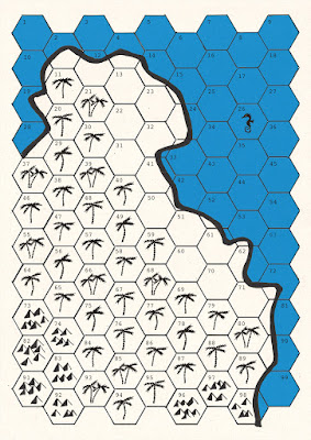 old school hexagon campaign map