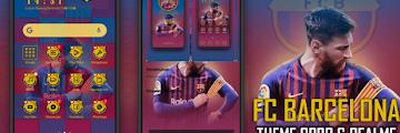 Tema OPPO Tembus Akar FC Barcelona